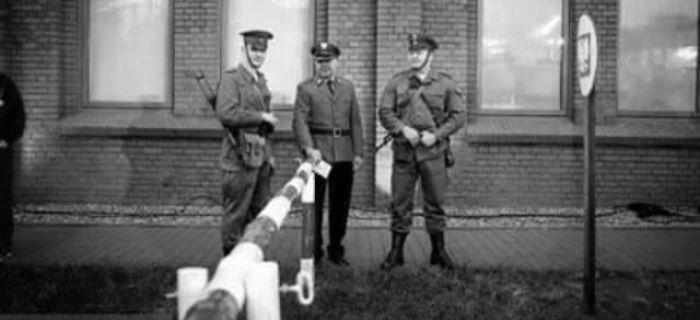 Mundury wojskowe, Wojska Ochrony Pogranicza - zdjęcie, fotografia
