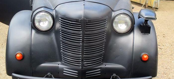 Pojazdy historyczne, KADETT - zdjęcie, fotografia