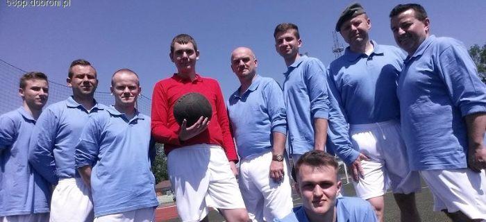 Imprezy historyczne, Łowiczu turnieju piłki nożnej retro - zdjęcie, fotografia