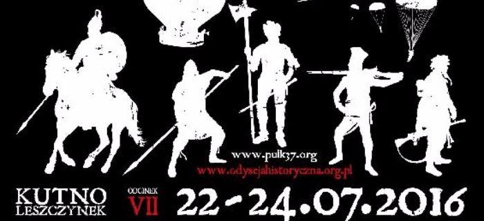 Imprezy historyczne, Odyseja Historyczna Kutno Leszczynek - zdjęcie, fotografia