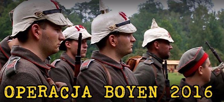 Imprezy historyczne, Boyen pierwsze filmowe podsumowanie - zdjęcie, fotografia