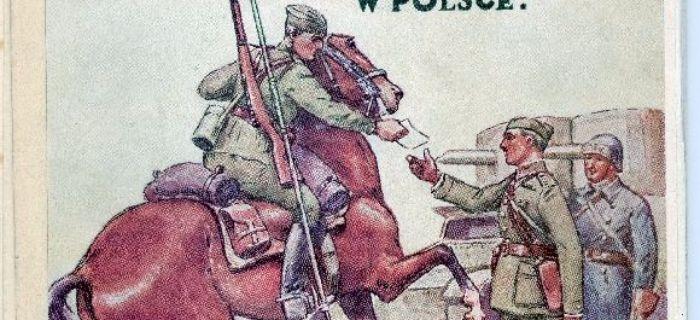 Regulaminy instrukcje wojskowe, Album umundurowania Wojska Polskiego - zdjęcie, fotografia