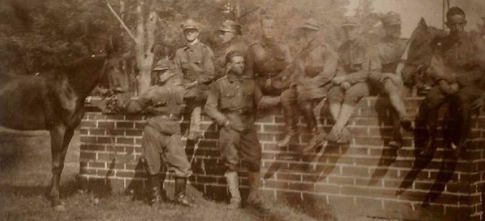 Kawaleria, Zawody konne Brygady Kawalerii Białystok - zdjęcie, fotografia