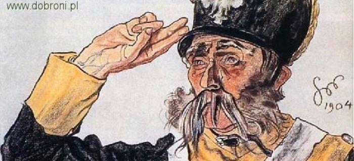 Regulaminy instrukcje wojskowe, Sposób salutowania dwoma palcami całą dłonią - zdjęcie, fotografia