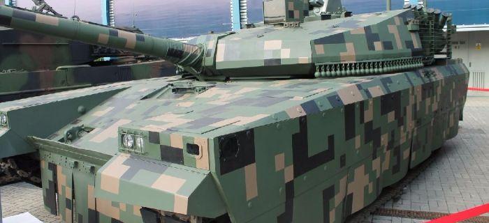 Publikacje, polski czołg targi - zdjęcie, fotografia