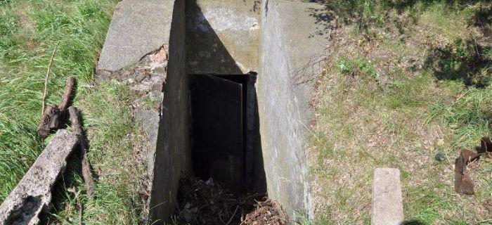 Relacje z odkryć, kryje sobie określenie Heimat Flakuntergruppenkommando Litzmannstadt - zdjęcie, fotografia