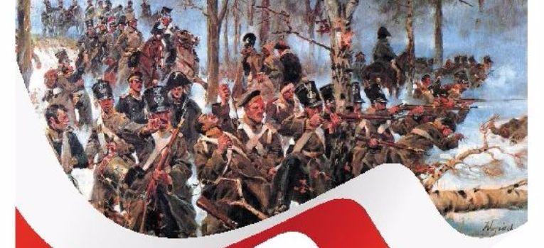 Imprezy historyczne, rocznica bitwy Olszynką Grochowską - zdjęcie, fotografia