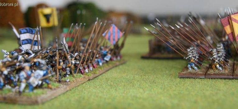 Imprezy historyczne, Konwent bitewnych Gladius - zdjęcie, fotografia