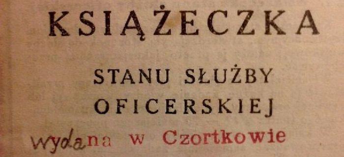 Wspomnienia, Kocowicz Tadeusz Zamordowany Katyniu - zdjęcie, fotografia