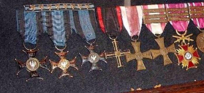 Odznaki wojskowe odznaczenia, Pułk Pancerny Dzieci Lwowskich Lista Część - zdjęcie, fotografia