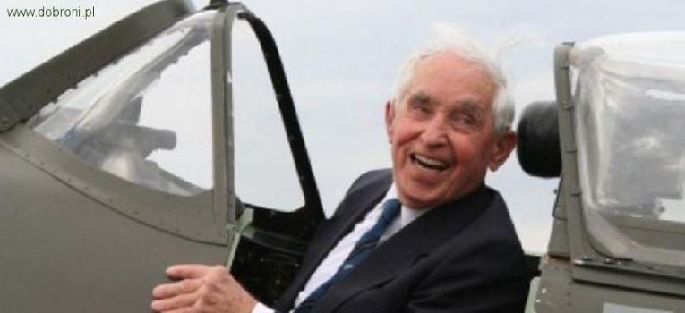 Wspomnienia, Pomóż upamiętnieniu legendarnego polskiego pilota - zdjęcie, fotografia