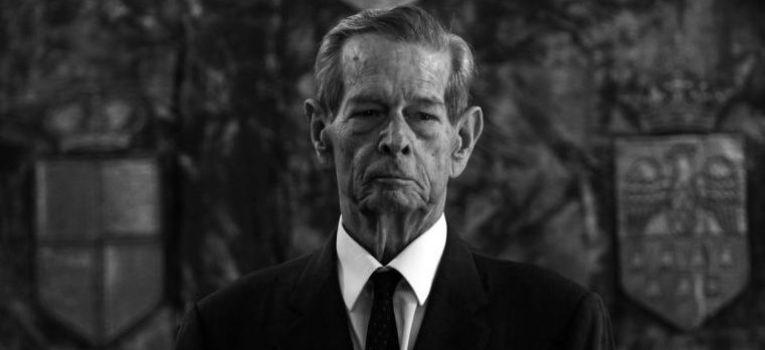 Wspomnienia, zmarł Król Rumunii Michał - zdjęcie, fotografia