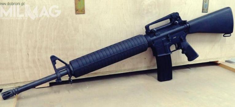 Broń palna, Karabin 56/223 Radomia - zdjęcie, fotografia