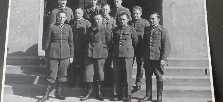 Felietony historyczne, Kapitan żandarmerii SZAFFER Wilhelm Stanisław - zdjęcie, fotografia