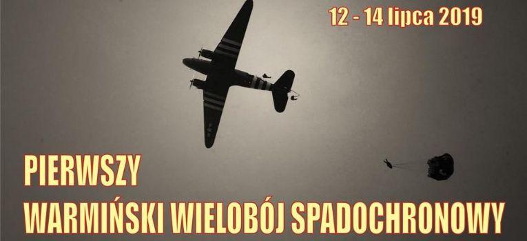 Imprezy historyczne, WARMIŃSKI WIELOBÓJ SPADOCHRONOWY DRIEL OOSTERBEEK Orneta - zdjęcie, fotografia