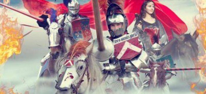 Imprezy historyczne, XXVII Międzynarodowy Turniej Rycerski Króla - zdjęcie, fotografia