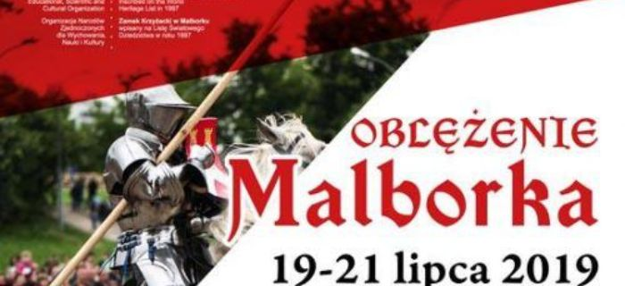 Rekonstrukcje, Oblężenie Malborka Jarmarkiem Średniowiecznym - zdjęcie, fotografia
