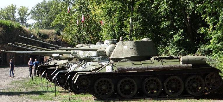 Imprezy historyczne, Dzień Wojska Polskiego Muzeum Polskiej Techniki Wojskowej - zdjęcie, fotografia