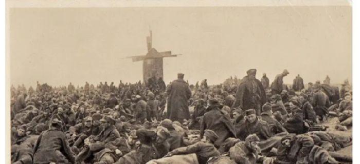 Rekonstrukcje, Ostatnia bitwa Dywizji Piechoty - zdjęcie, fotografia