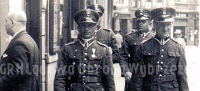 Wspomnienia, Służba walka Żandarmerii Wojskowej wspomnienia - zdjęcie, fotografia