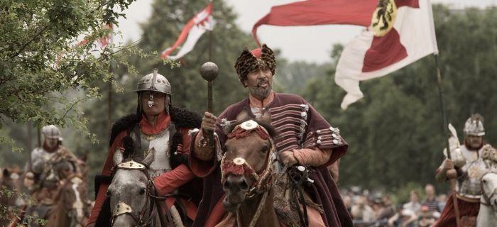 Imprezy historyczne, Bitwa Kłuszynem fotorelacja rekonstrukcji - zdjęcie, fotografia