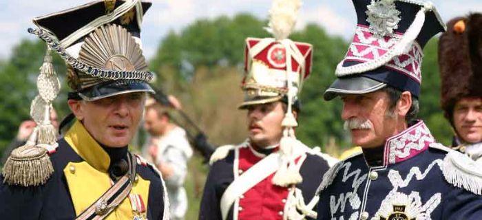 Imprezy historyczne, Bitwa Raszynem zdjęcia rekonstrukcji - zdjęcie, fotografia