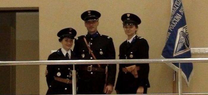 Felietony historyczne, Szkoła Policji Katowicach - zdjęcie, fotografia