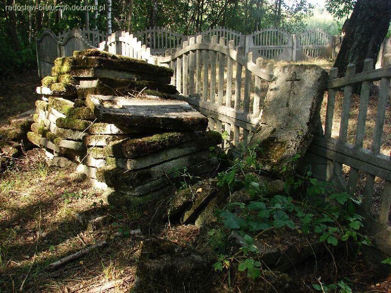 Bunkry i fortyfikacje, Cmentarz Wojny Światowej Orzechowice - zdjęcie, fotografia