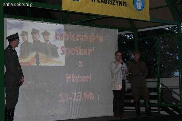 Imprezy historyczne, Łabiszyńskie Spotkania Historią - zdjęcie, fotografia