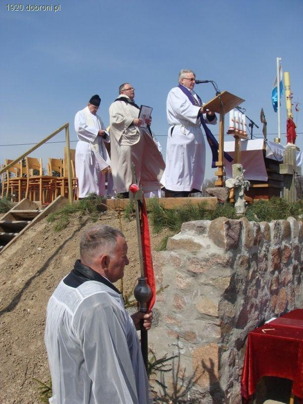 Felietony historyczne, Płock uroczystości okazji Tragedii Smoleńskiej - zdjęcie, fotografia