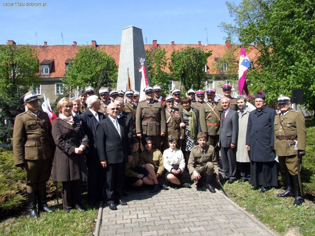 Imprezy historyczne, Święto pułku ułanów Legionowych - zdjęcie, fotografia