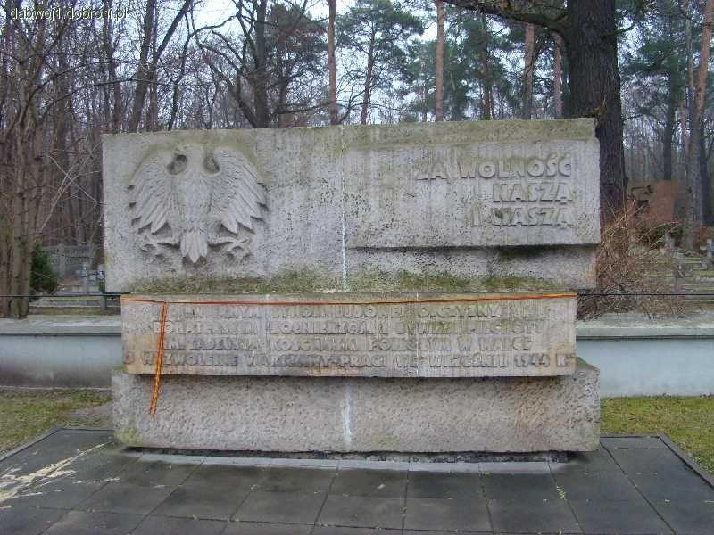 Publikacje, Miejsca pamięci Warszawa Wawer - zdjęcie, fotografia