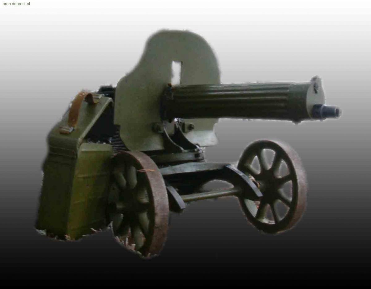 Broń palna, Broń rekonstruktory punktu widzenia Wypoźyczalni broni część - zdjęcie, fotografia