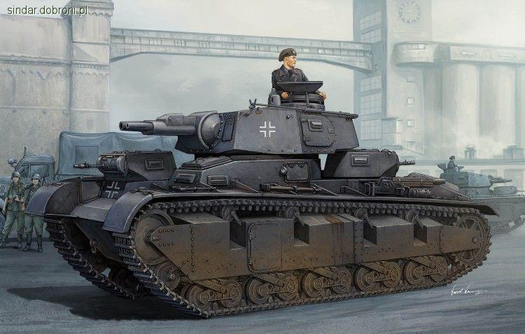 Modele czołgów, Neubaufahrzeug skala - zdjęcie, fotografia