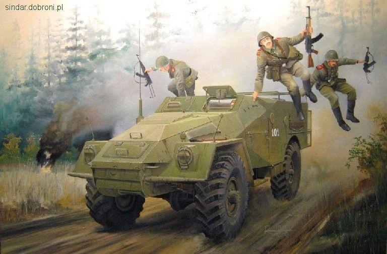 Modele czołgów, skali - zdjęcie, fotografia