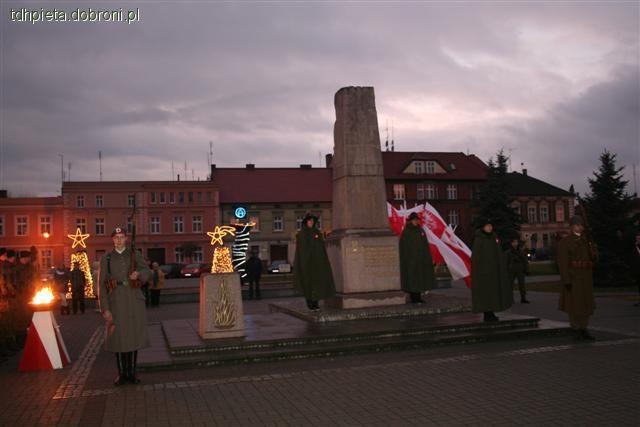 Imprezy historyczne, rocznica wybuchu Powstania Wielkopolskiego - zdjęcie, fotografia