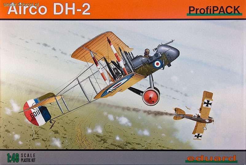 Modele samolotów, Airco skali - zdjęcie, fotografia