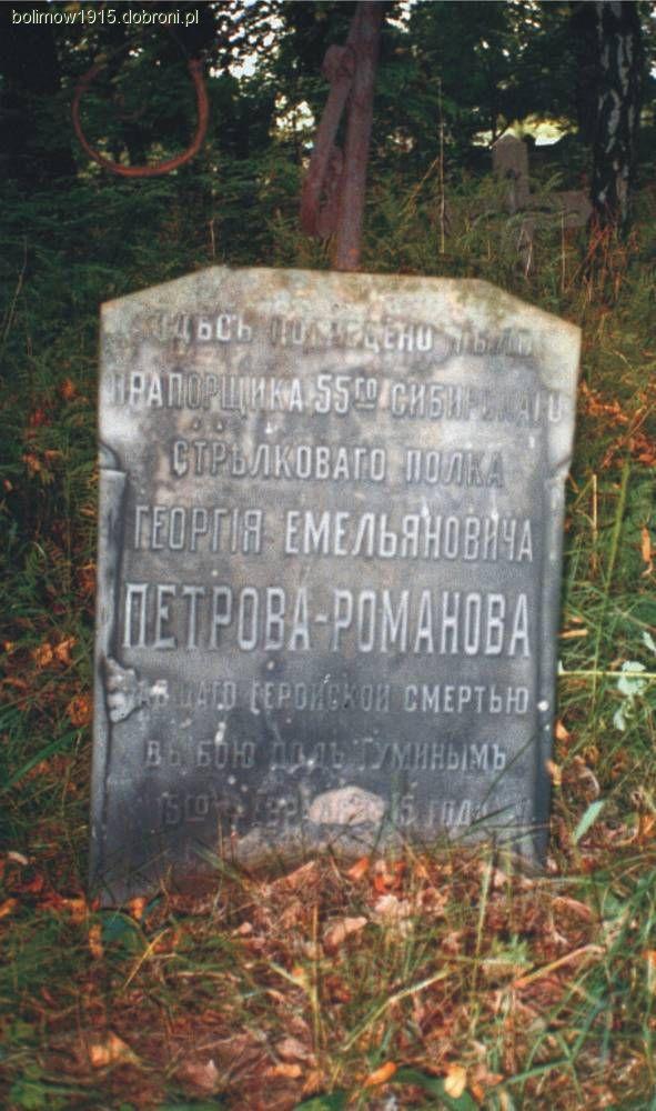Felietony historyczne, Żyrardów zniszczony cmentarz Wojny Światowej - zdjęcie, fotografia