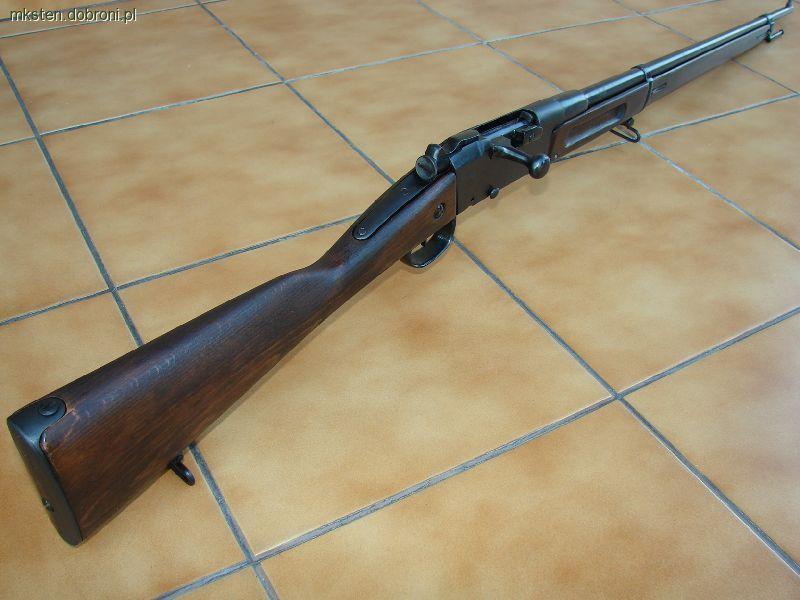 Broń palna, Lebel replika - zdjęcie, fotografia