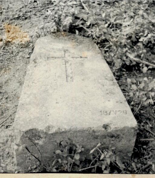 Eksploracje, Borzymówka cmentarz rosyjski Wielkiej Wojny - zdjęcie, fotografia