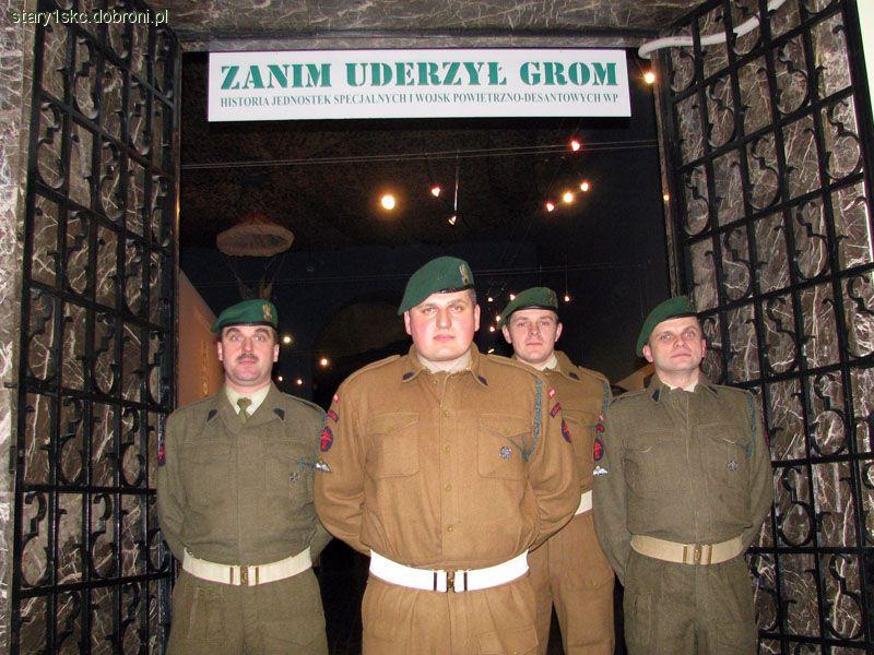 Wystawy historyczne, Muzeum Wojska Polskiego Zanim uderzył - zdjęcie, fotografia