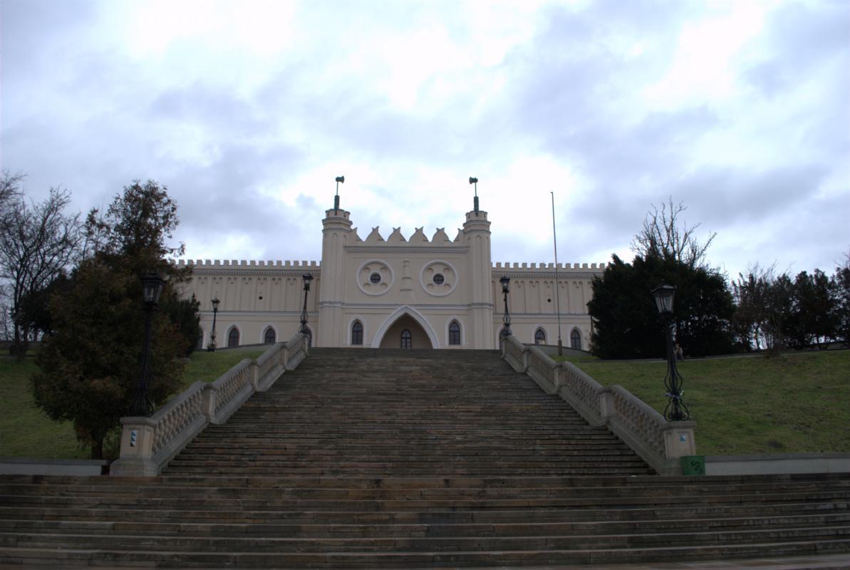 Felietony historyczne, Lubelski zamek - zdjęcie, fotografia