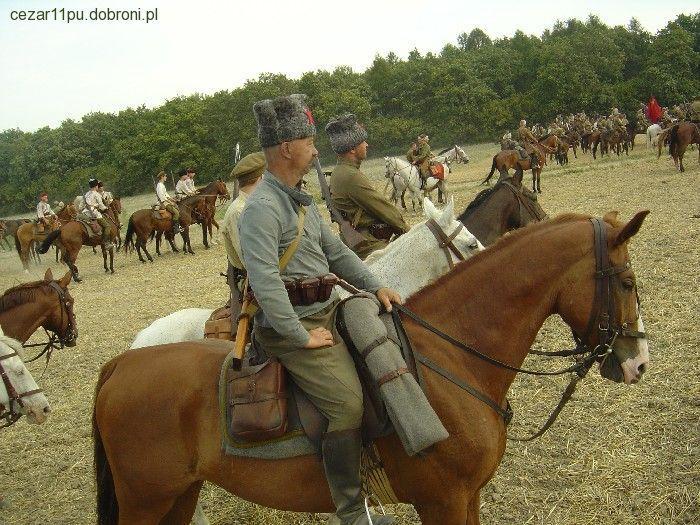 Imprezy historyczne, Święto Kawalerii Bitwa Warszawska1920 - zdjęcie, fotografia