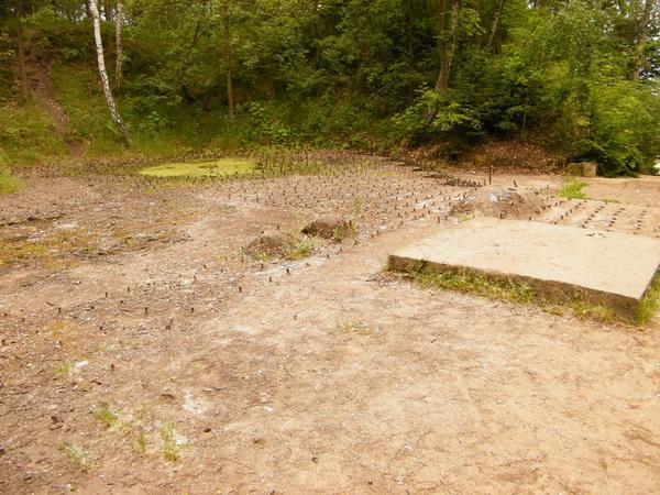 Bunkry i fortyfikacje, czerwiec - zdjęcie, fotografia