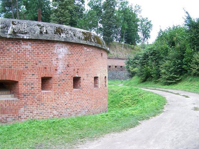 Bunkry i fortyfikacje, Twierdza Boyen Giżycku - zdjęcie, fotografia