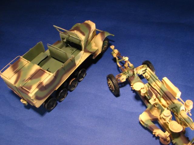 Modele czołgów, PZInż armata - zdjęcie, fotografia