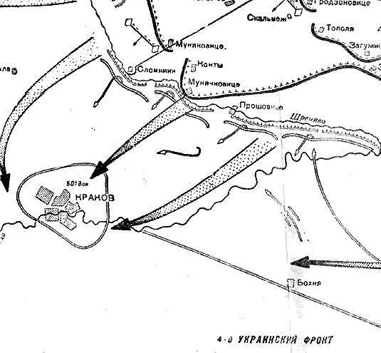Bunkry i fortyfikacje, Ostatnia niemiecka rubież obrony przed Krakowem prace fortyfikacyjne - zdjęcie, fotografia