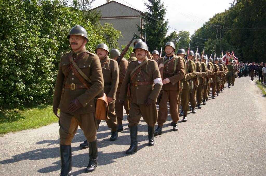 Imprezy historyczne, Obrona Twierdzy Brześć Koroszczyn Terespol - zdjęcie, fotografia