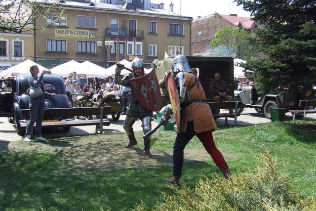 Imprezy historyczne, Piknik Edukacyjno Historyczny - zdjęcie, fotografia