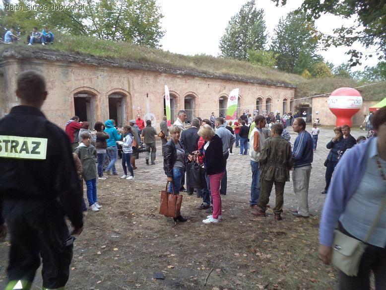 Rekonstrukcje, Przez Czerwińsk Grunwald - zdjęcie, fotografia